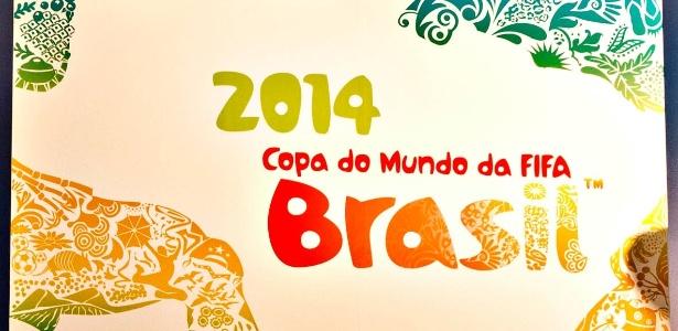 Cartaz oficial da Copa do Mundo de 2014 é apresentado no Rio de Janeiro
