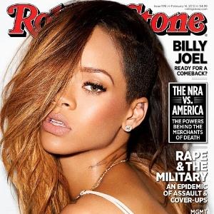 30.jan.2013 - Rihanna fala sobre reconciliação com Chris Brown em entrevista