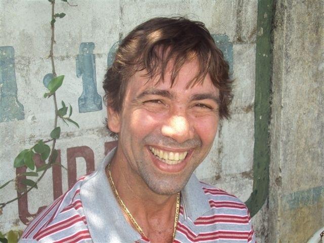 Adil, ex-jogador com passagens por Corinthians, Cruzeiro e Portuguesa, entre outros