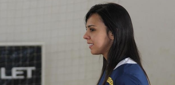 Vanessa, tri melhor do mundo de futsal