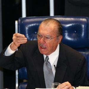 José Sarney teve alta nesta quarta-feira (21), em São Paulo, onde estava internado