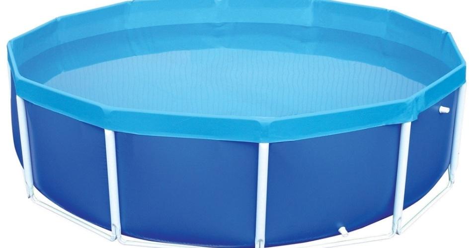 Piscina infl vel intex 10 000 litros s o paulo ad gva24 for Piscina 10000 litros