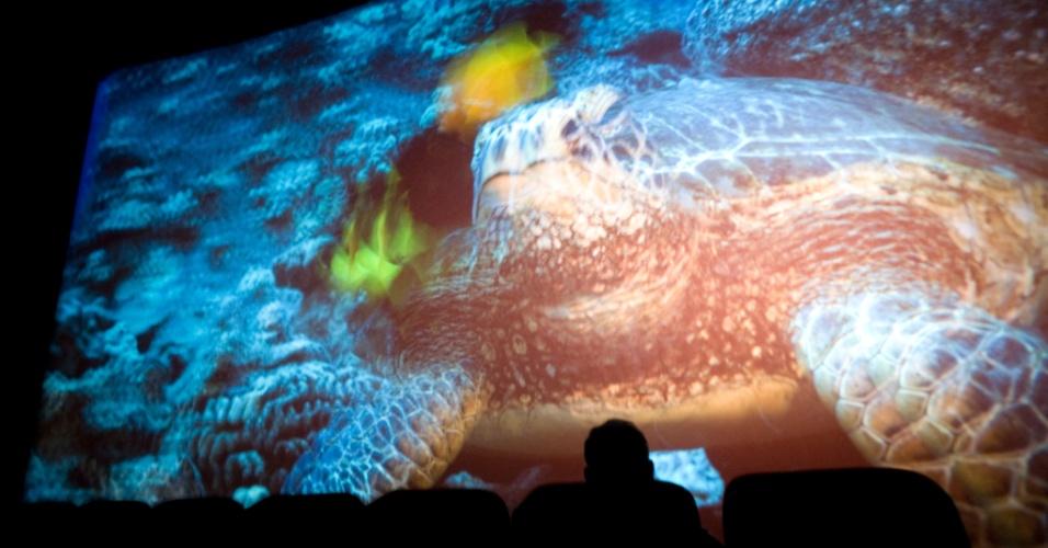 sala de cinema 3d Imax