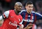 Após 42 lesões em nove anos, francês vê recuperação melhor fora do Arsenal - Olly Greenwood/AFP Photo