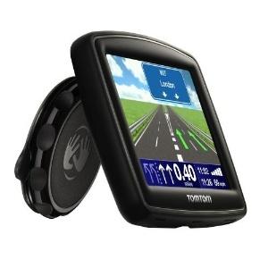 O GPS possui um receptor que capta informações de localização de satélite