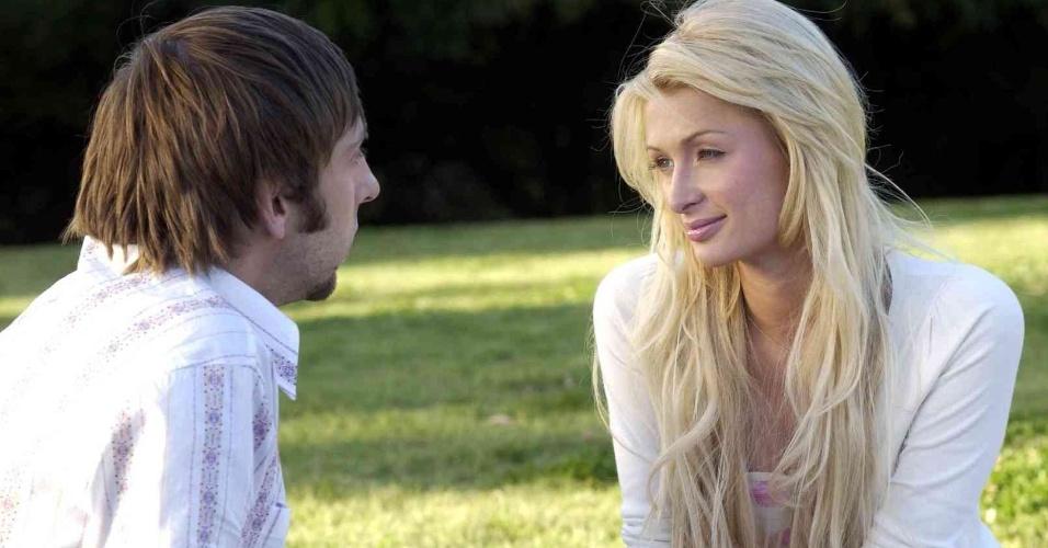 """""""A Gostosa e a Gosmenta"""" (2008), de Tom Putnam: Durante muito tempo, encabeçou a lista de piores filmes de todos os tempos do site IMDb, mas perdeu recentemente para """"Super-Heróis - A Liga da Injustiça"""". Paris Hilton ganhou o Framboesa de Ouro de pior atriz e de pior dupla"""