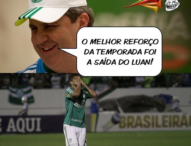 Corneta FC: Gilson Kleina anuncia o grande reforço do Palmeiras