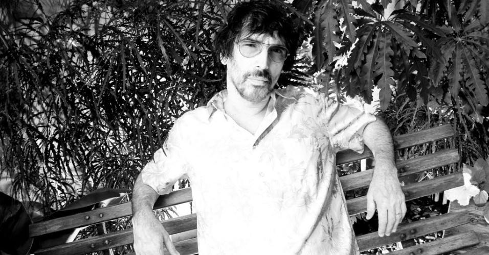 O cantor Lobão em foto de dezembro de 2010