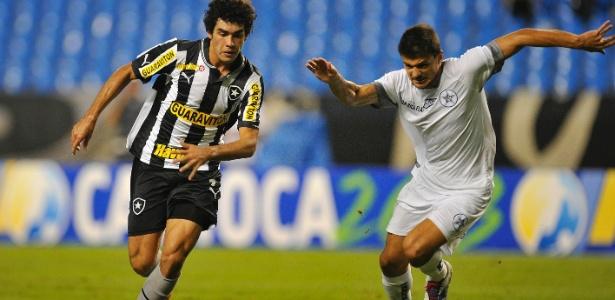 Bruno Mendes marcou apenas um gol em 2013, mas minimiza fase improdutiva