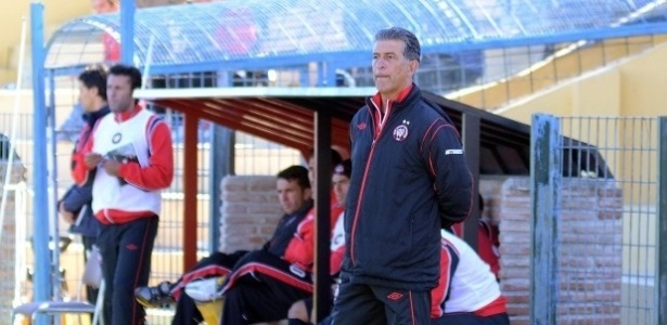 Ricardo Drubscky comanda o Atlético-PR na Marbella Cup