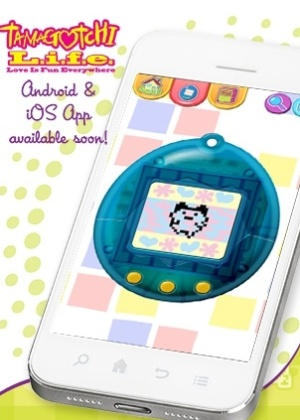 Bandai diz que vai lançar em breve versão para smartphone do bichinho virtual Tamagotchi