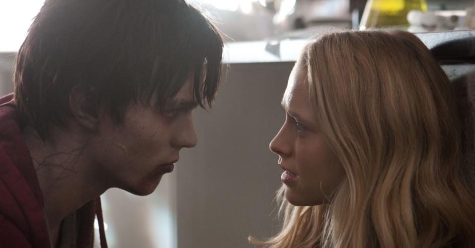 """Cena do filme """"Meu Namorado é um Zumbi"""", de Jonathan Levine"""