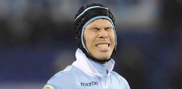 Hernanes é um dos astros da Lazio e costuma marcar gols decisivos no clássico