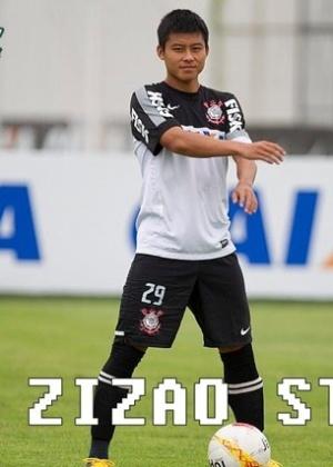 Corneta FC: Zizao já ensaia dancinha personalizada