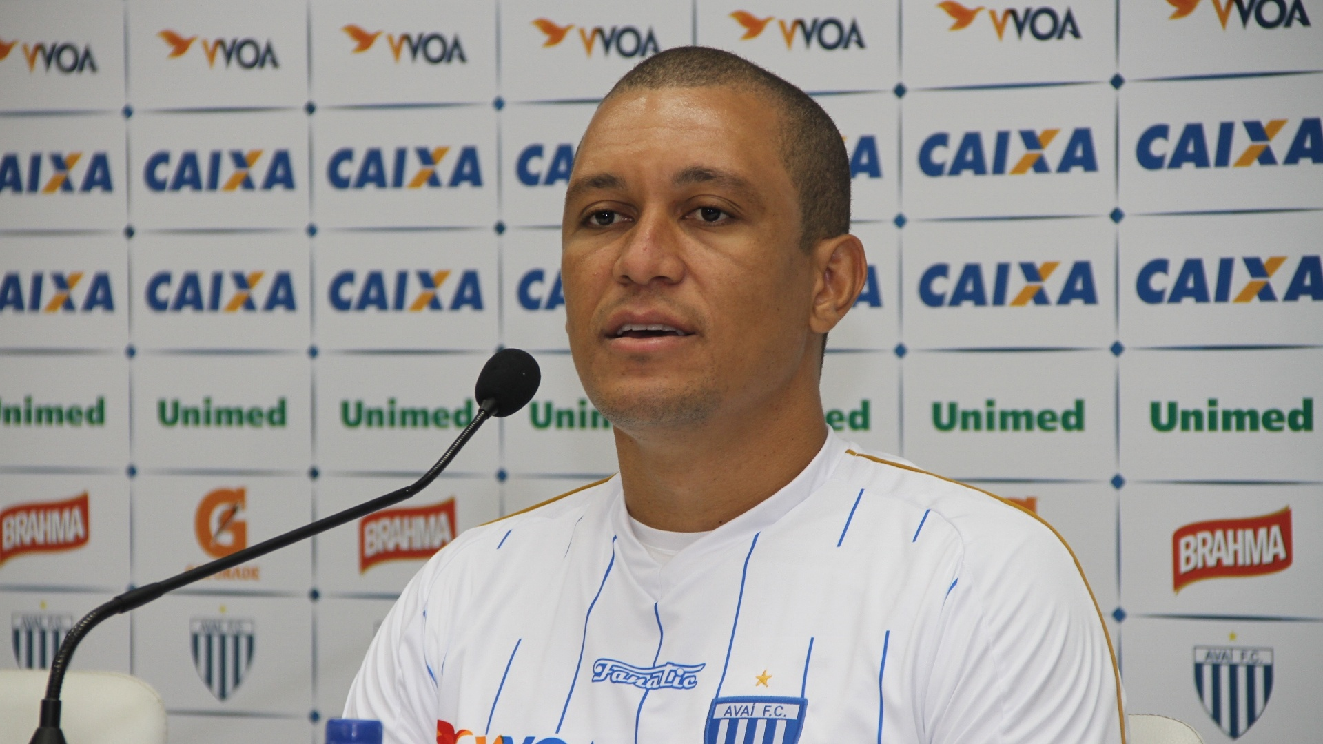 Eduardo Costa, volante do Avaí