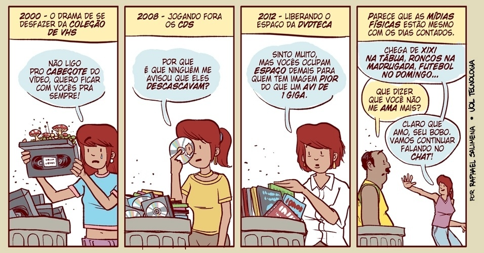 &#34;M&#237;dias f&#237;sicas&#39;&#39; - 16/2/2013