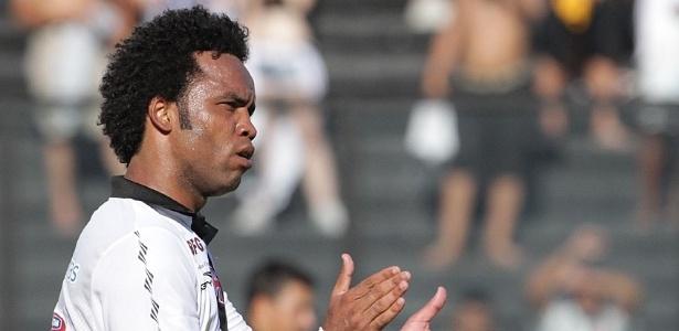 Carlos Alberto foi flagrado no clássico com o Fluminense, pela semi da Taça Guanabara