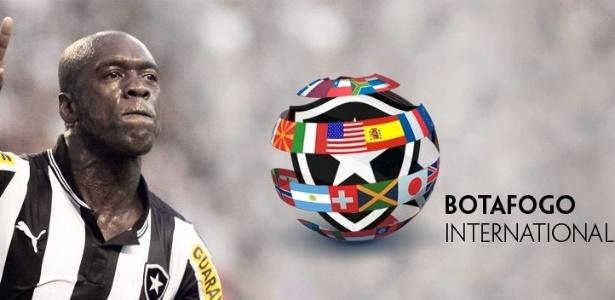 Seedorf é a estrela do programa de internacionalização da marca Botafogo