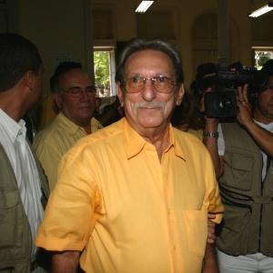 Almir José de Oliveira Gabriel (na foto, em evento durante a campanha eleitoral de 2006)