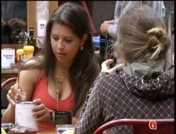 """19.fev.2013 - """"Nunca pensei que fosse tão bom ser influenciável"""", disse Andressa após ter ganho 10 mil em prova da discórdia"""