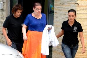 Virginia Helena Soares de Souza foi presa em 19/2