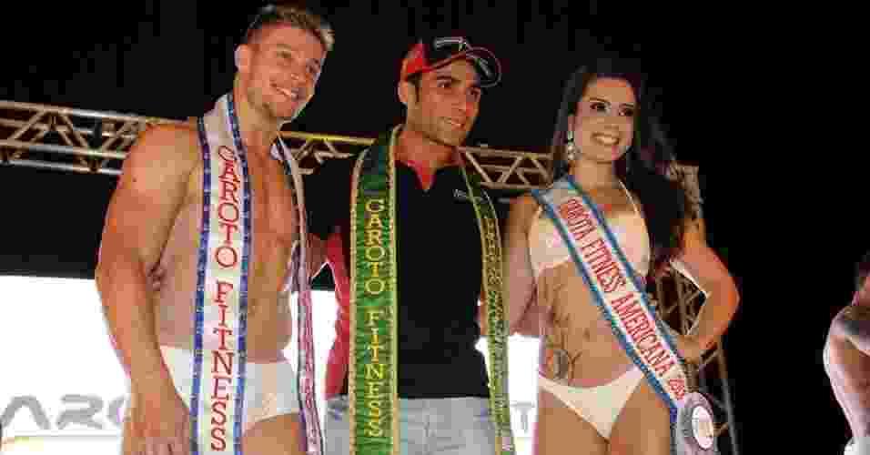 Bianca Issa/Divulgação Fitness Model Agency