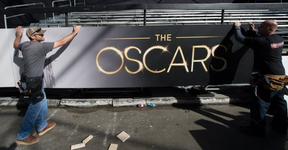 21.fev.2013 - Na noite da cerimônia de entrega, o ator Seth MacFarlane será o anfitrião da noite