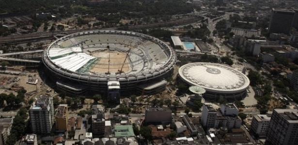 Estádio do Maracanã será sede de três partidas da Copa das Confederações de 2013