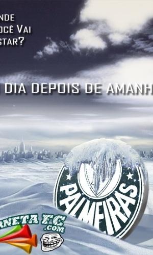 Corneta FC: Palmeiras aproveita fase para emplacar mais um filme no cinema