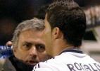 Cristiano Ronaldo: Mourinho cutuca: 'treinei o Ronaldo de verdade'