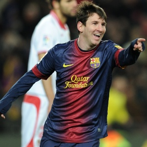: Barcelona supera vaias da torcida e vira sobre o Sevilla com gol de Messi