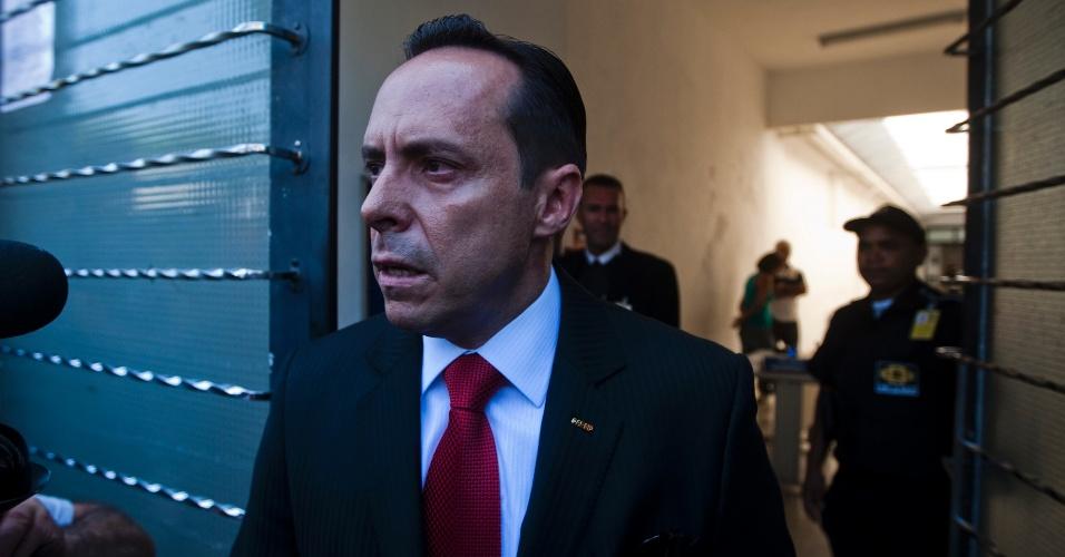 Ricardo Cabral, advogado da Gaviões da Fiel, será o defensor do jovem que assumiu ter lançado sinalizador que matou Kevin Espada