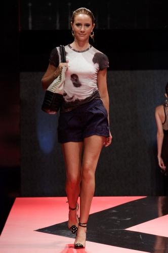 26 fev. 2013 - A camiseta com estampa de panda da Capuccino ajuda a deixar um look básico mais divertido