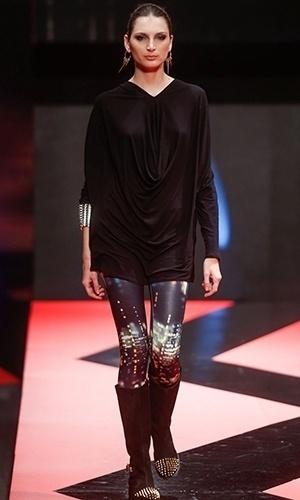 26 fev. 2013 - As leggings com estampa digital viraram febre pelo mundo e estão na nova coleção da Vol. 1