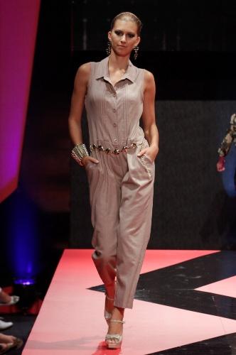 26 fev. 2013 - O macacão, como o da Base Pink é uma boa opção para mulheres que buscam conforto e elegância em um mesmo look