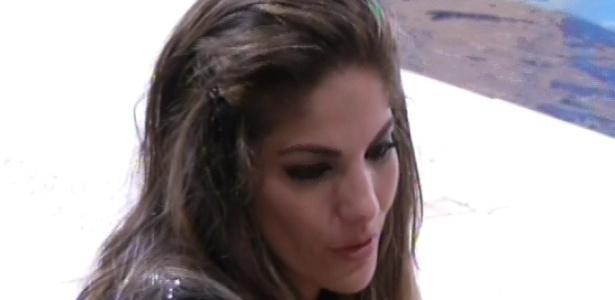 Anamara fala de postura de Nasser no jogo em conversa com Andressa