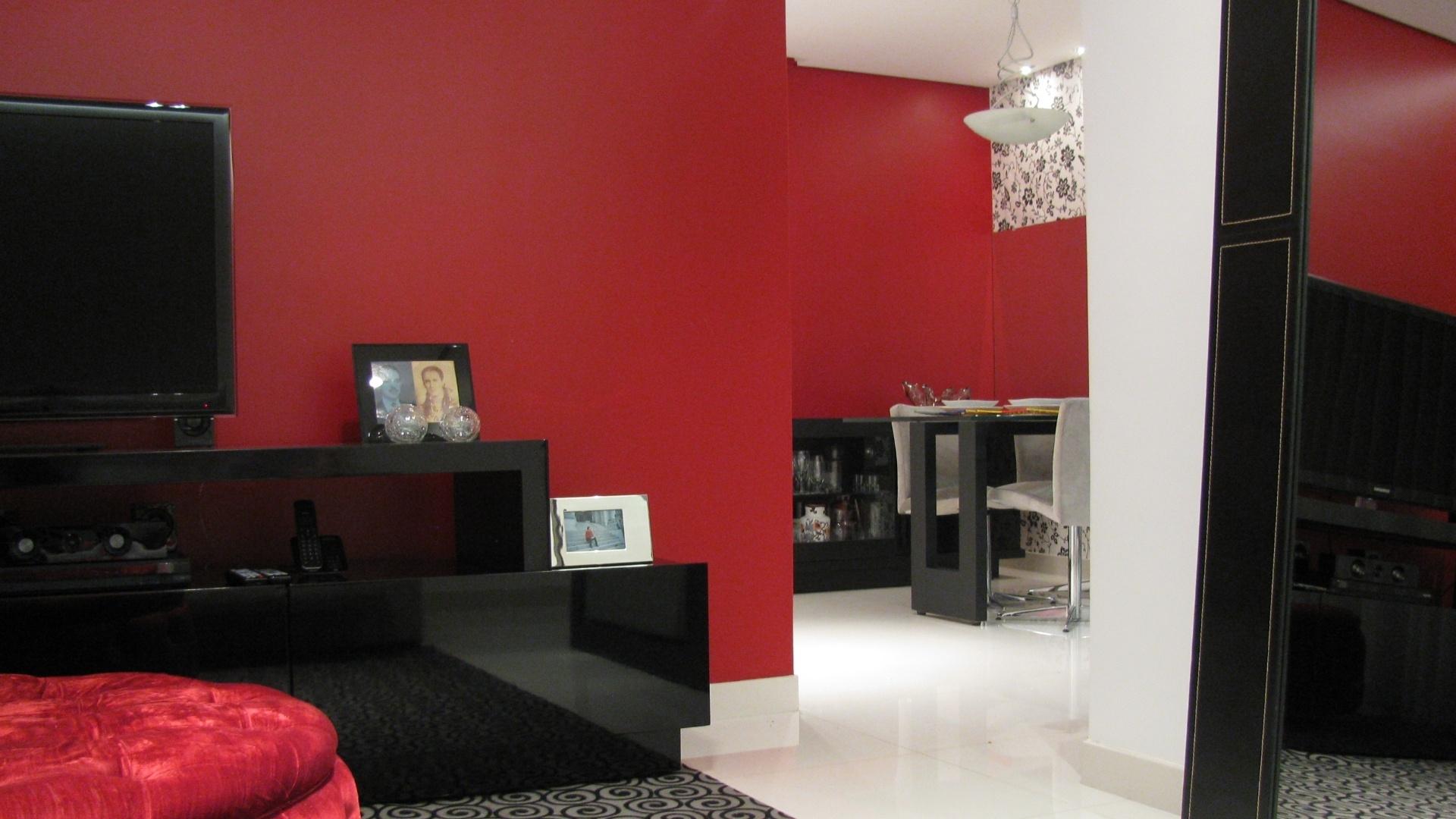 Pinturas decora quarto casal arabescos genuardis portal - Paredes decoradas modernas ...