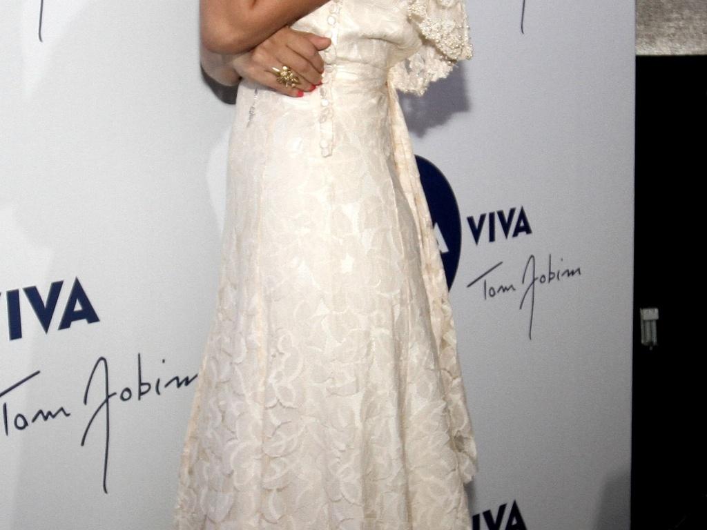 27.fev.2013 Vanessa da Mata será a intéprete do projeto VIVA Tom Jobim