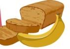 Receita f�cil e gostosa: P�o de Banana
