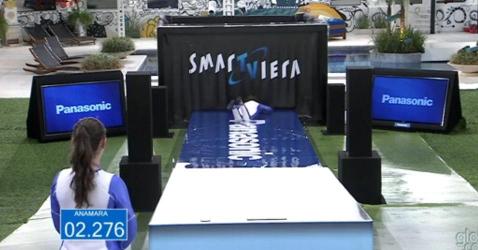 28.fev.2013 - Anamara realizou a prova em 02.276 segundos