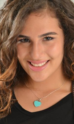 28.fev.2013 - Lívian Aragão posou com exclusividade para o UOL no estúdio de sua mãe, Lílian, localizado na Barra da Tijuca, zona oeste do Rio. Aos 13 anos, a adolescente contou que gostaria de fazer um musical