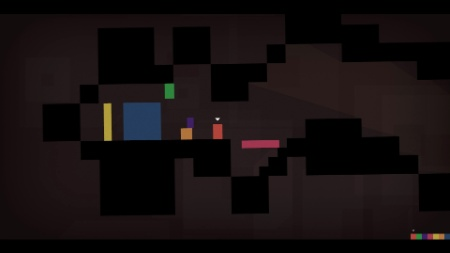 """Hit indie """"Thomas Was Alone"""" é quebra-cabeças em plataforma cativante"""