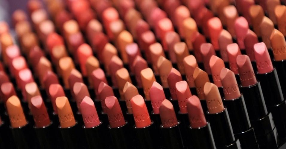 1º.mar.2013 - A marca japonesa Shiseido decidiu suspender os testes de cosméticos em animais a partir de abril em todas as unidades de produção e nas unidades terceirizadas da empresa. O anúncio foi feito semanas antes da proibição da venda de cosméticos que contaram com testes em animais nos países da União Europeia, um mercado importante para a Shiseido
