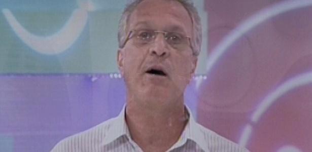 1º.mar.2013 - Pedro Bial anuncia para os brothers a revisão da prova do líder