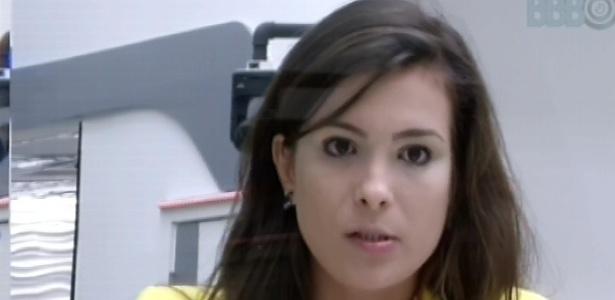 2.mar.2013 - Kamilla critica Nasser e Marcello durante conversa com Fani
