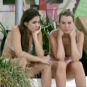 Kamilla lamenta com Fernanda sua indicação ao paredão