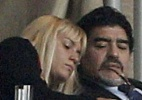 Maradona se revolta após ser proibido de embarcar em aeroporto da Argentina - JuanJo Martín/EFE
