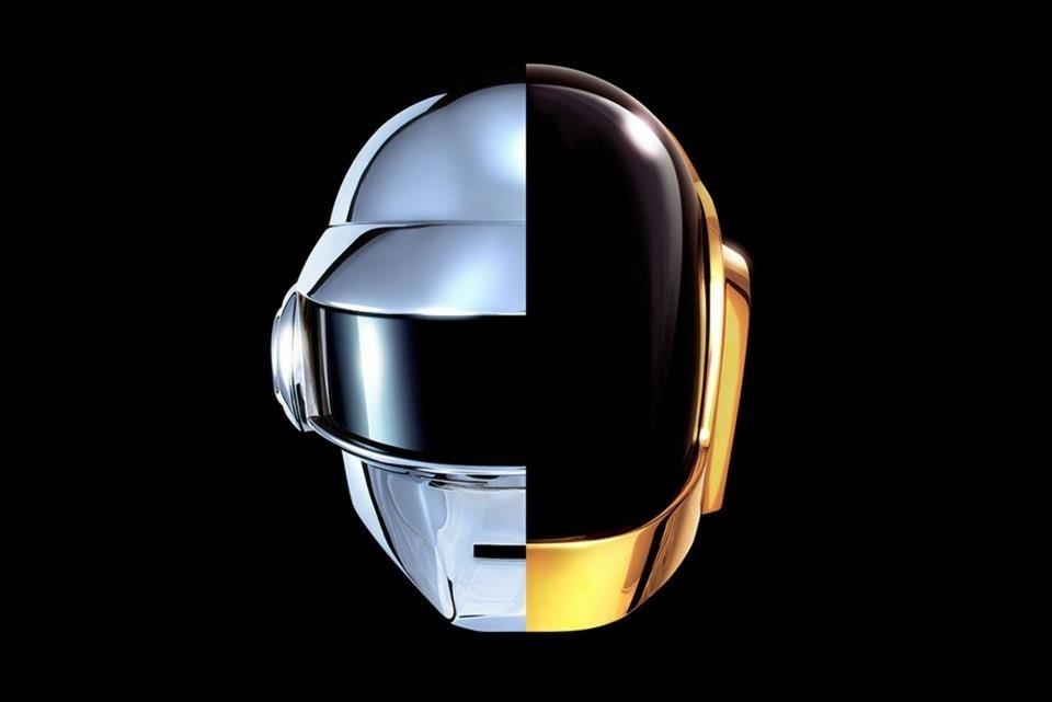 26.fev.2013 - Daft Punk revela nova imagem da dupla