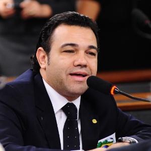 Pastor Marco Feliciano durante reunião da Comissão de Constituição e Justiça e de Cidadania da Câmara em 2011