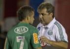 Novamente barrado, Maikon Leite vira moeda de troca no Palmeiras
